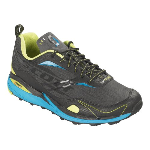 eride grip trail running shoes men s 9 42 5 charcoal